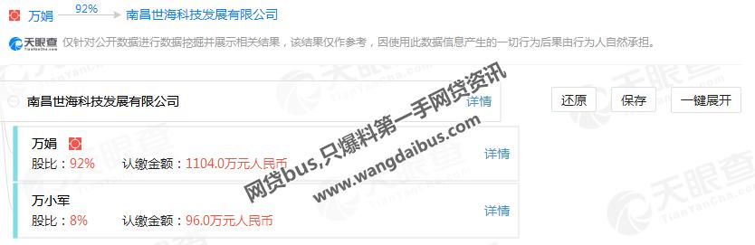 中信国安控旗下淘金汇,一家让人看不懂风控披露的平台